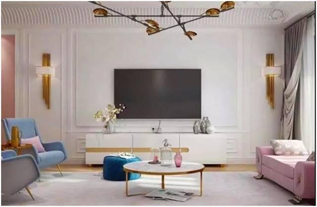 电视背景墙|电视背景墙效果图