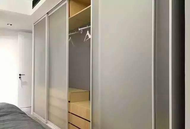 嵌入式衣柜|嵌入式衣柜效果图